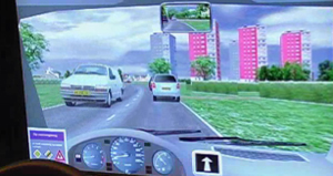 driving simulator ST Software